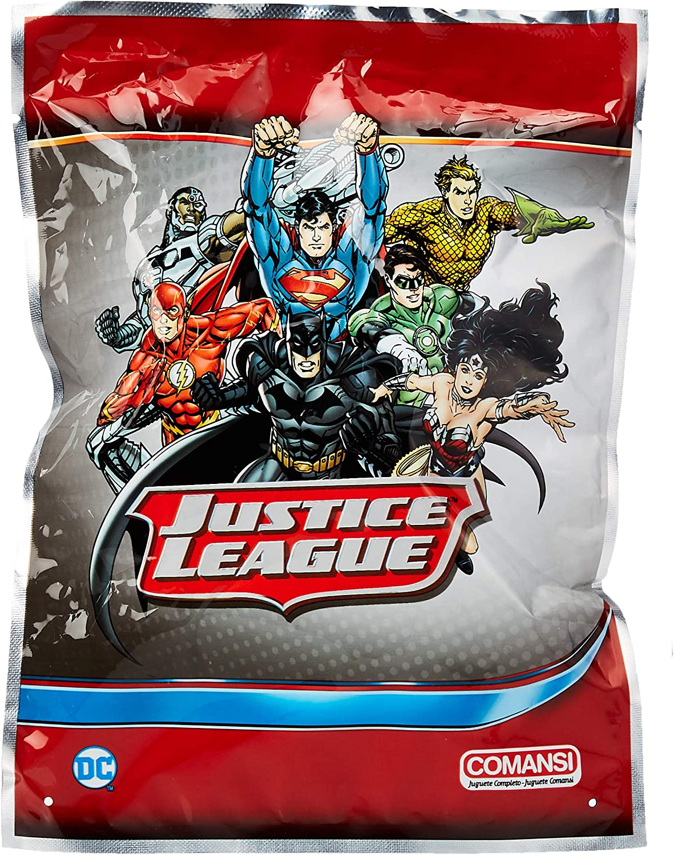 Figuras de la liga de la justicia – Figura Batman arma - 9 cm - DC comics - Justice league - liga de la justicia (Comansi Y99191)