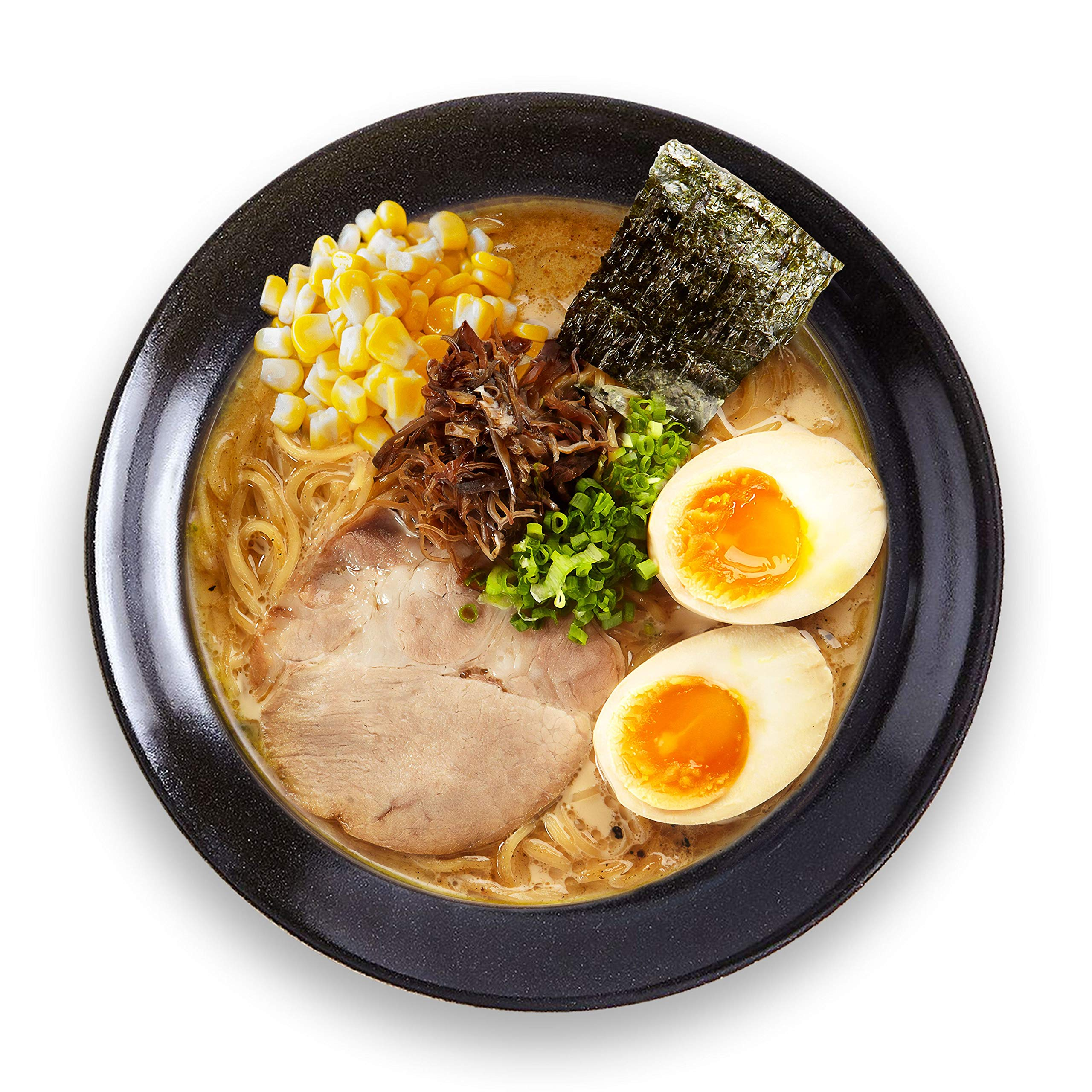 Takeout Kit, Japanese Tonkotsu Ramen Meal Kit, Serves 4 by Takeout Kit