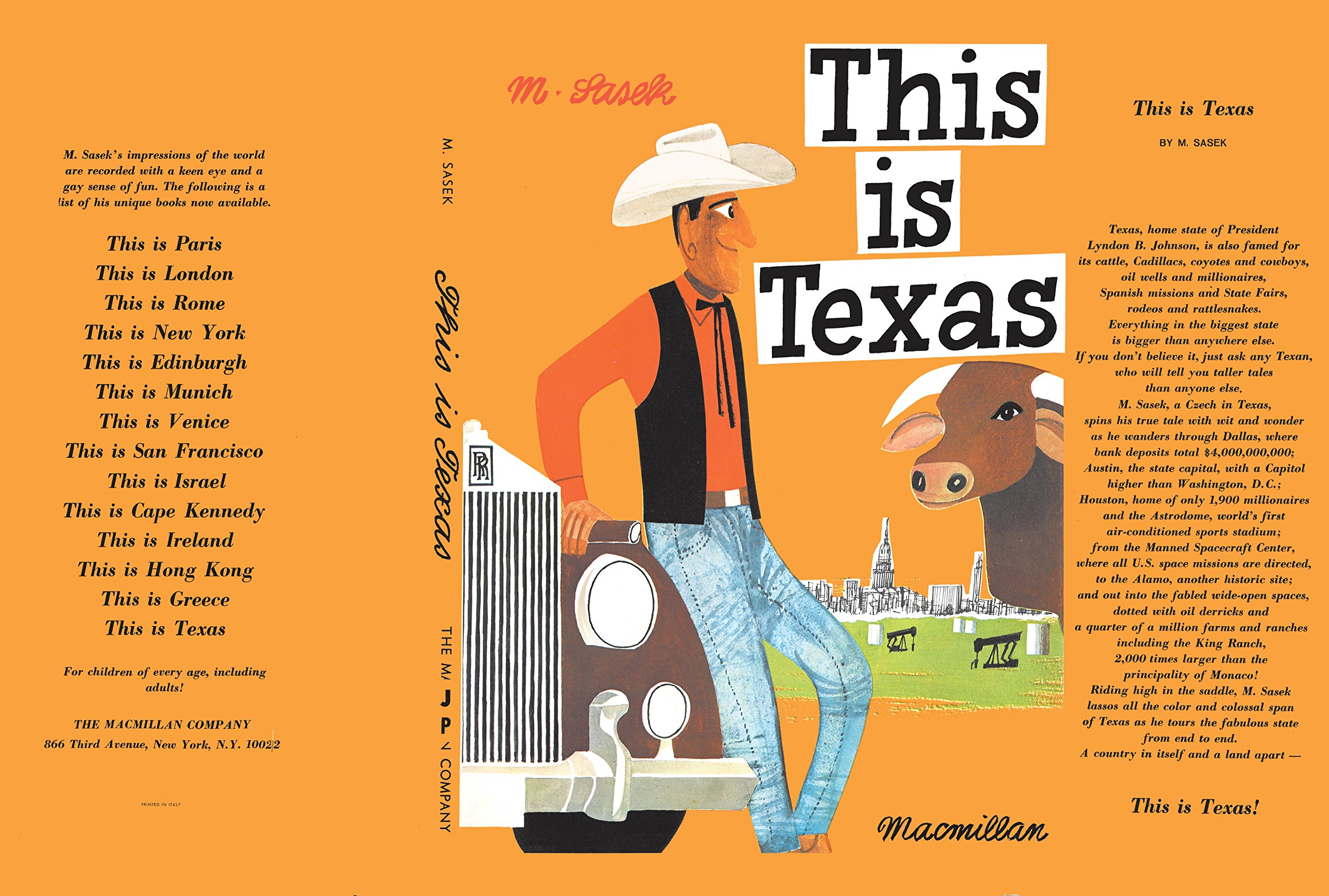 This Is Texas [Idioma Inglés]