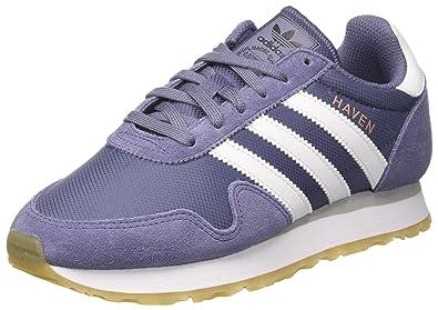 6fda42c251 adidas Haven W, Chaussures de Running Femme, Multicolore (Super Purple  S16/ftwr