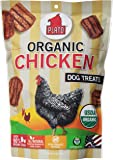 PLATO Dog Treats - Organic Chicken Real Strips