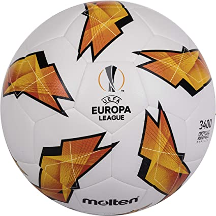 MOLTEN Replica of The UEFA Europa League-3400 Model Balón Oficial ...
