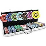 Malette Poker Ultimate Poker Chips 500 jetons