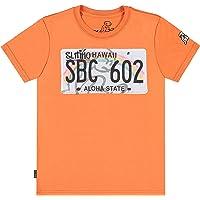 El Niño 13013, Camiseta Para Niños, Naranja (Mandarina)