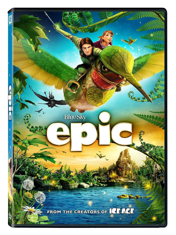 Amazon.com: Epic: Colin Farrell, Josh Hutcherson, Amanda Seyfried, Aziz  Ansari, Beyoncé Knowles: Movies & TV