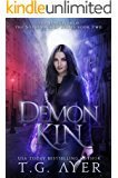 Demon Kin (DarkWorld: A Soul Tracker Novel Book 2)