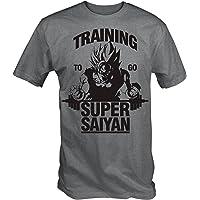 6TN Hombres Que entrenan para IR Super Saiyan