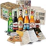 BOXILAND - Bier-Geschenk-Set mit verschiedenen Bier-Sorten (6x0,33l)