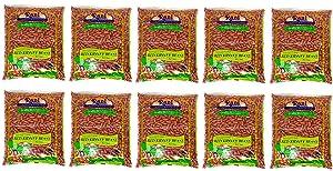 Rani Red Kidney Beans, Light 4lbs Pack of 10, 40lbs (640oz) Total ~ Bulk All Natural | Vegan | Gluten Friendly | NON-GMO | Raj Mah