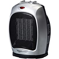 AmazonBasics 1500 Watt Oscillating Ceramic Heater
