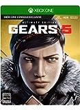 Gears 5 アルティメット エディション - XboxOne 【CEROレーティング「Z」】 (【特典】特製スチール ケース 、早期プレイ特典 (9月6日からプレイ可能)、30 日ブースト パック、アルティメットエディションキャラクターパック 同梱)