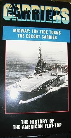 Carriersmidway The Escort Carrier Vhs