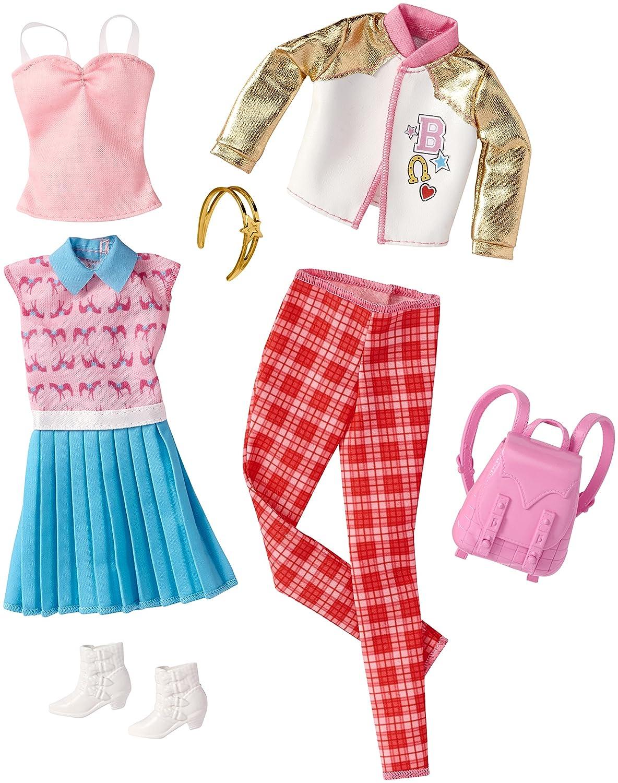 Barbie Fashions School Pack Mattel FBB79