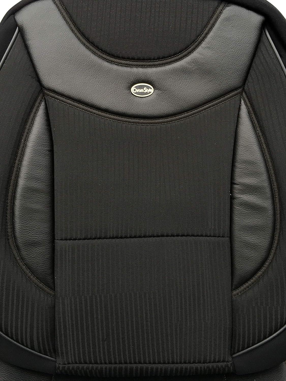 Ma/ß Sitzbez/üge Mitsubishi ASX Fahrer /& Beifahrer ab BJ 2010 Farbnummer 03