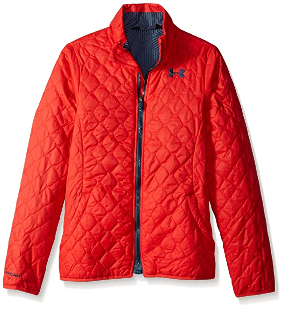 47bd672be32d Under Armour Girls' ColdGear Infrared Micro G Jacket