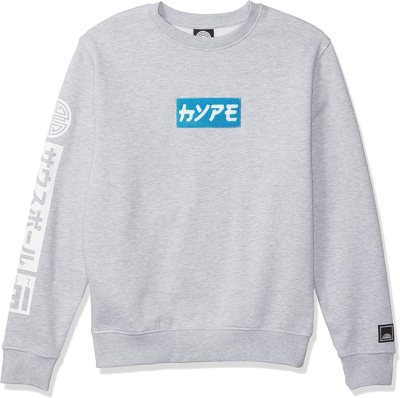 Southpole Men's Utility Fashion Fleece Sweatshirt (Hoody: Clothing