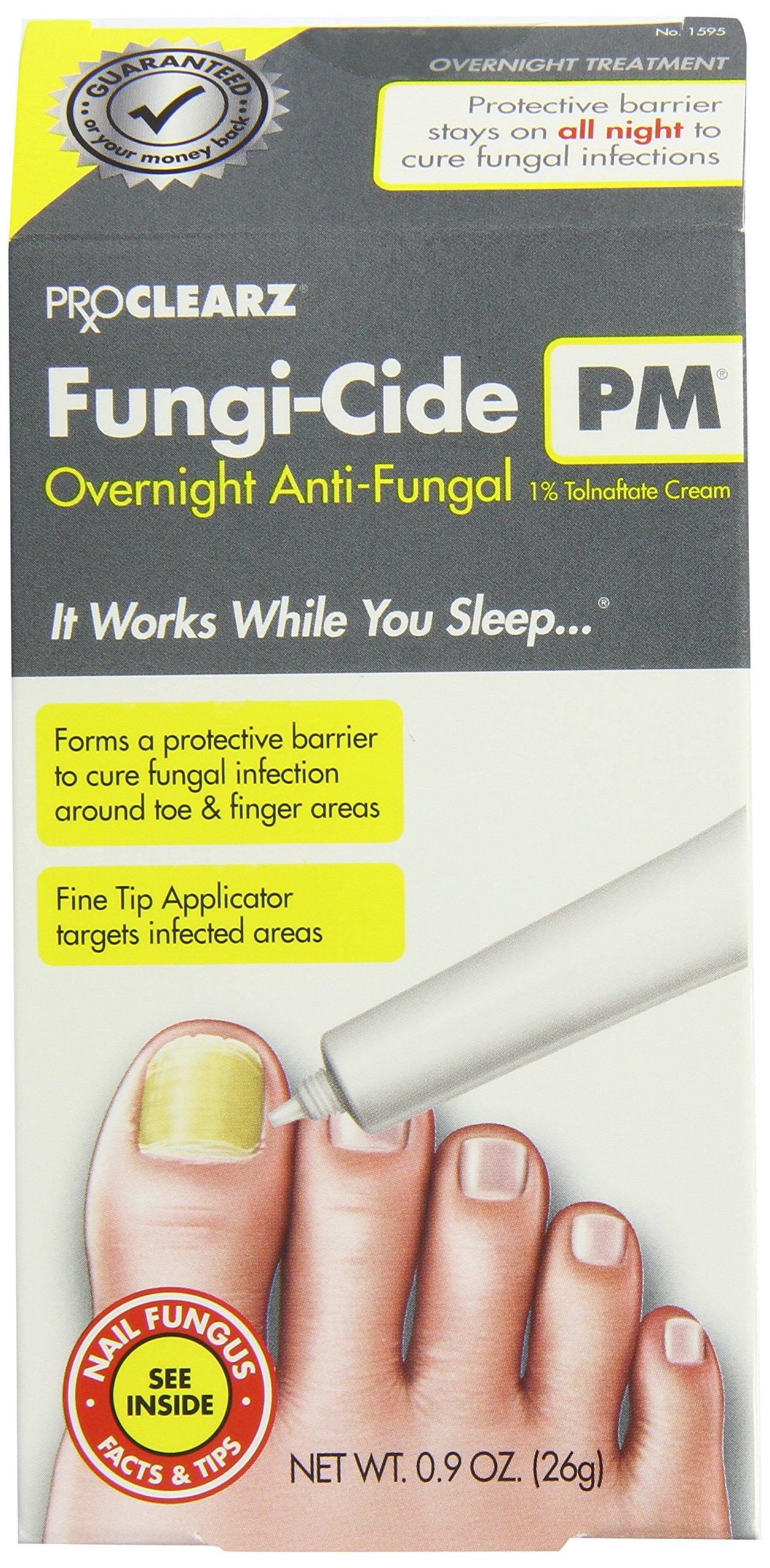 PROClearz Fungi-Cide PM Anti-fungal Cream, 0.9 oz Jason C Hyper-C Serum, 1 oz