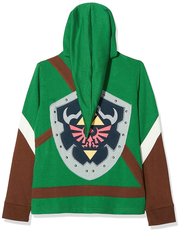 Hoodie Legend Of Zelda: Link Cosplay - Taille M [Importación ...