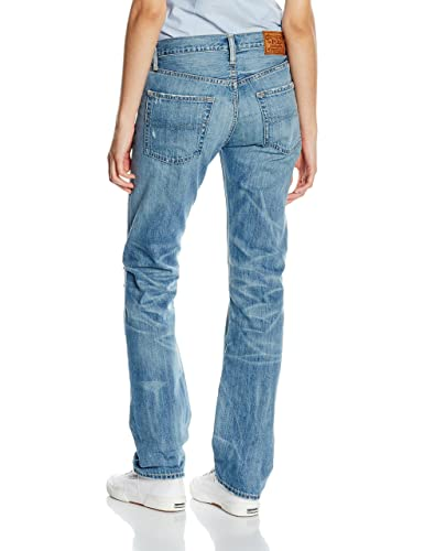 Polo Ralph Lauren Sullivan Straight, Jeans para Mujer, Gris ...