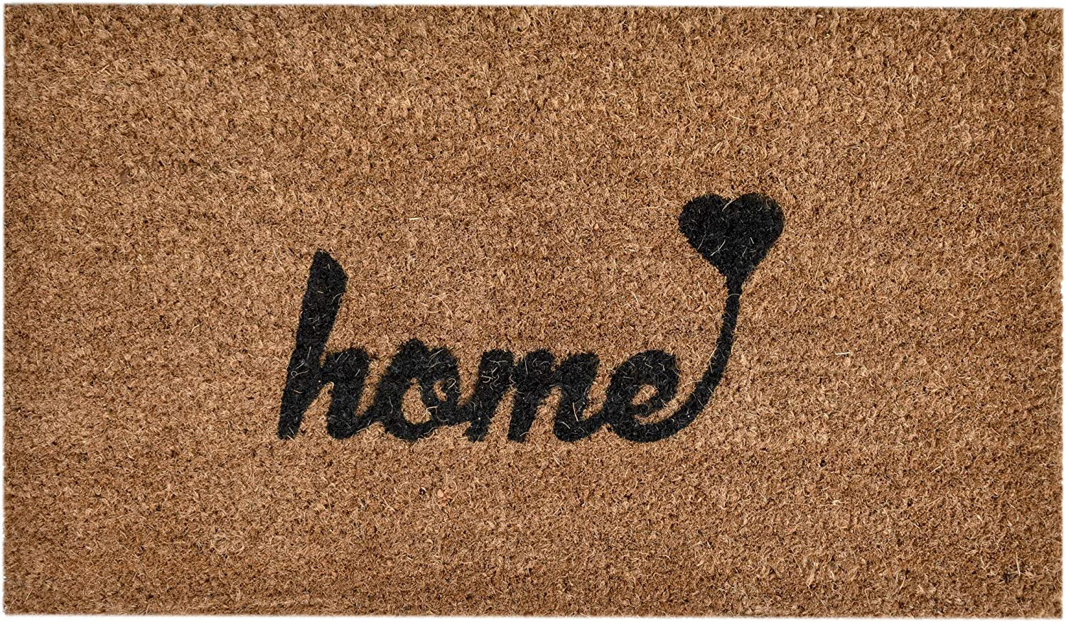 Ninamar Door Mat Home Natural Coir – 29.5 x 17.5 inch