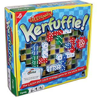 Haywire Group Kerfuffle Dice Game (Product Packaging May Vary)