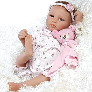 Amazon Com Paradise Galleries Lifelike Realistic Newborn Reborn