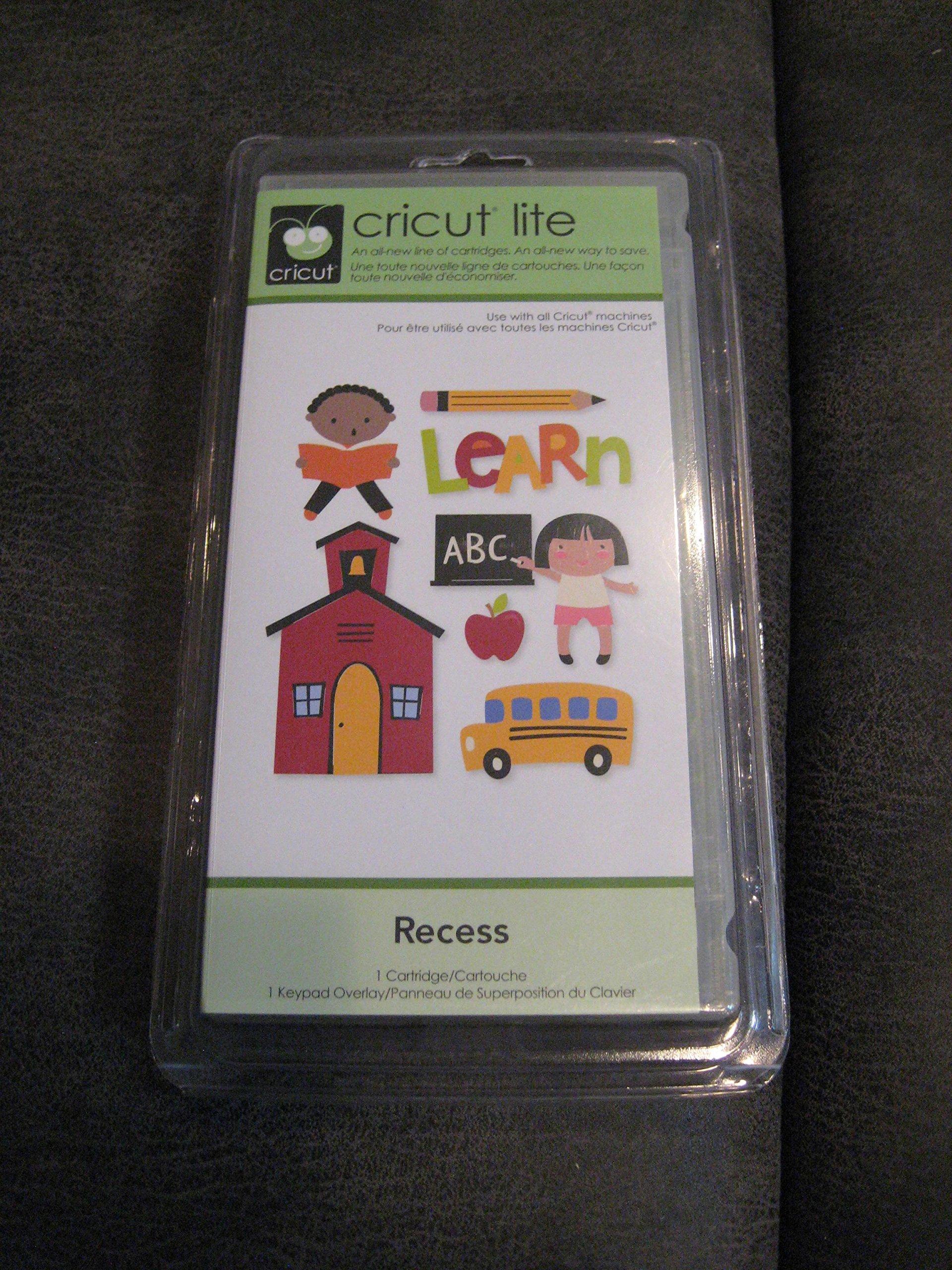 Cricut Recess Cartridge
