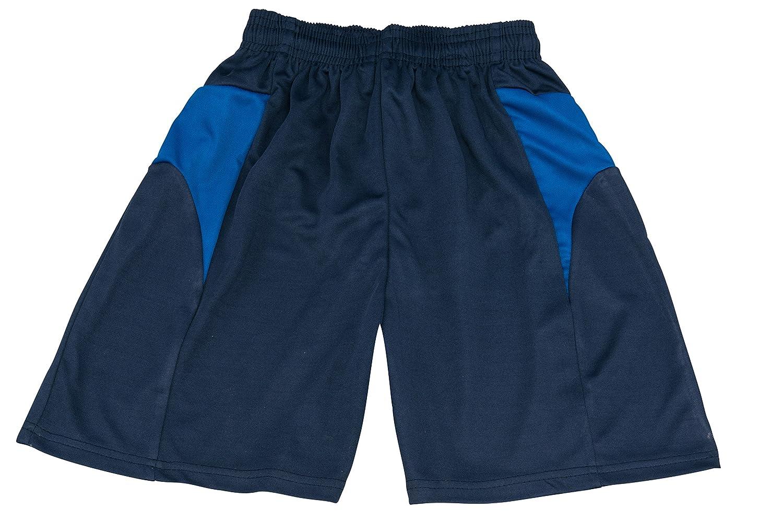 Abstract Boys Short Swim Trunks