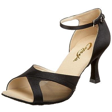 3e6ce24be999 Capezio Women s Vanessa 2.5 quot  Social Dance Shoe