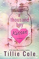 A Thousand Boy Kisses Kindle Edition