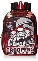 Disney Boys' Star Wars Episode 7 Storm Troopers Backpack