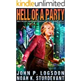 Hell of a Party (Southeast Asia Paranormal Police Department Book 4)