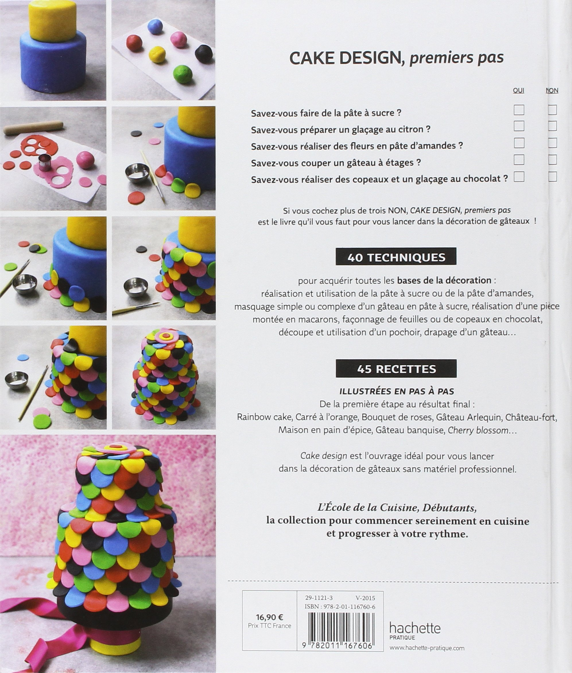 Pas Design Francois Livres Sally Cake Premiers YgFwxEp