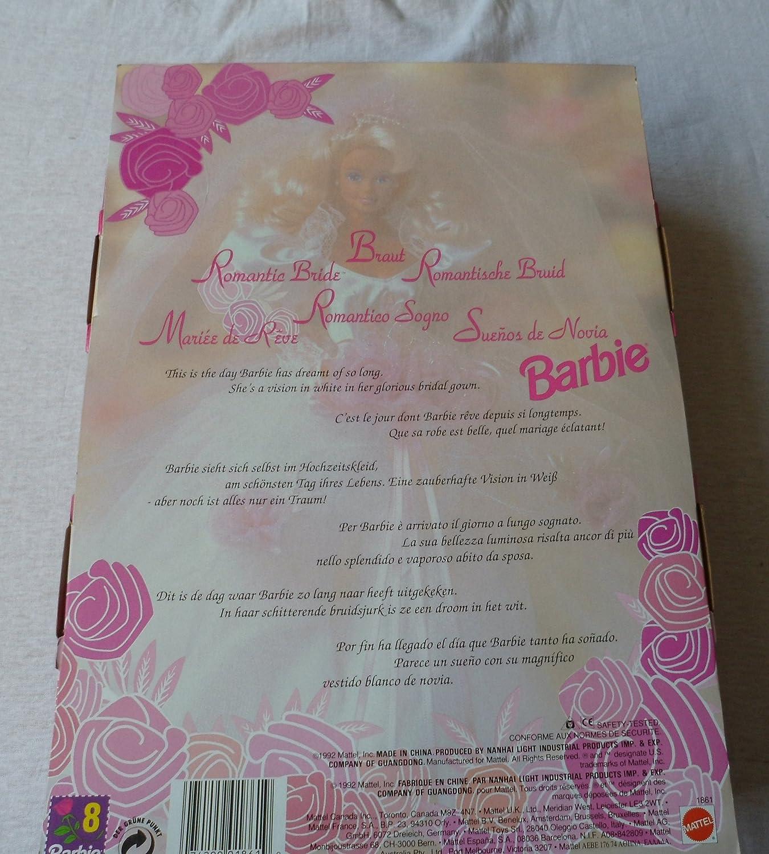 Romantic Bride Barbie-1992