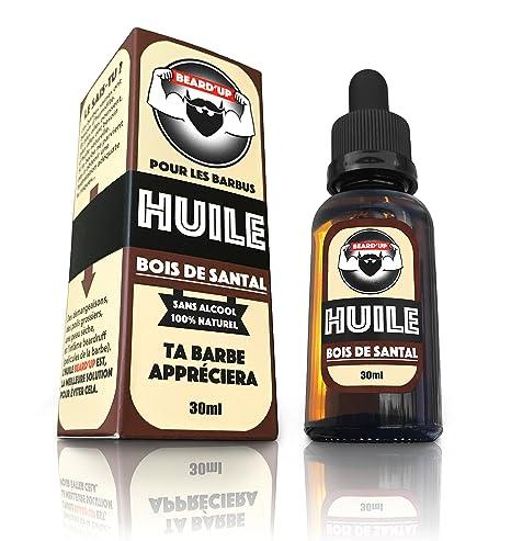 Aceite para la barba / Beard Oil ○ BeardUp® ○ Producto 100