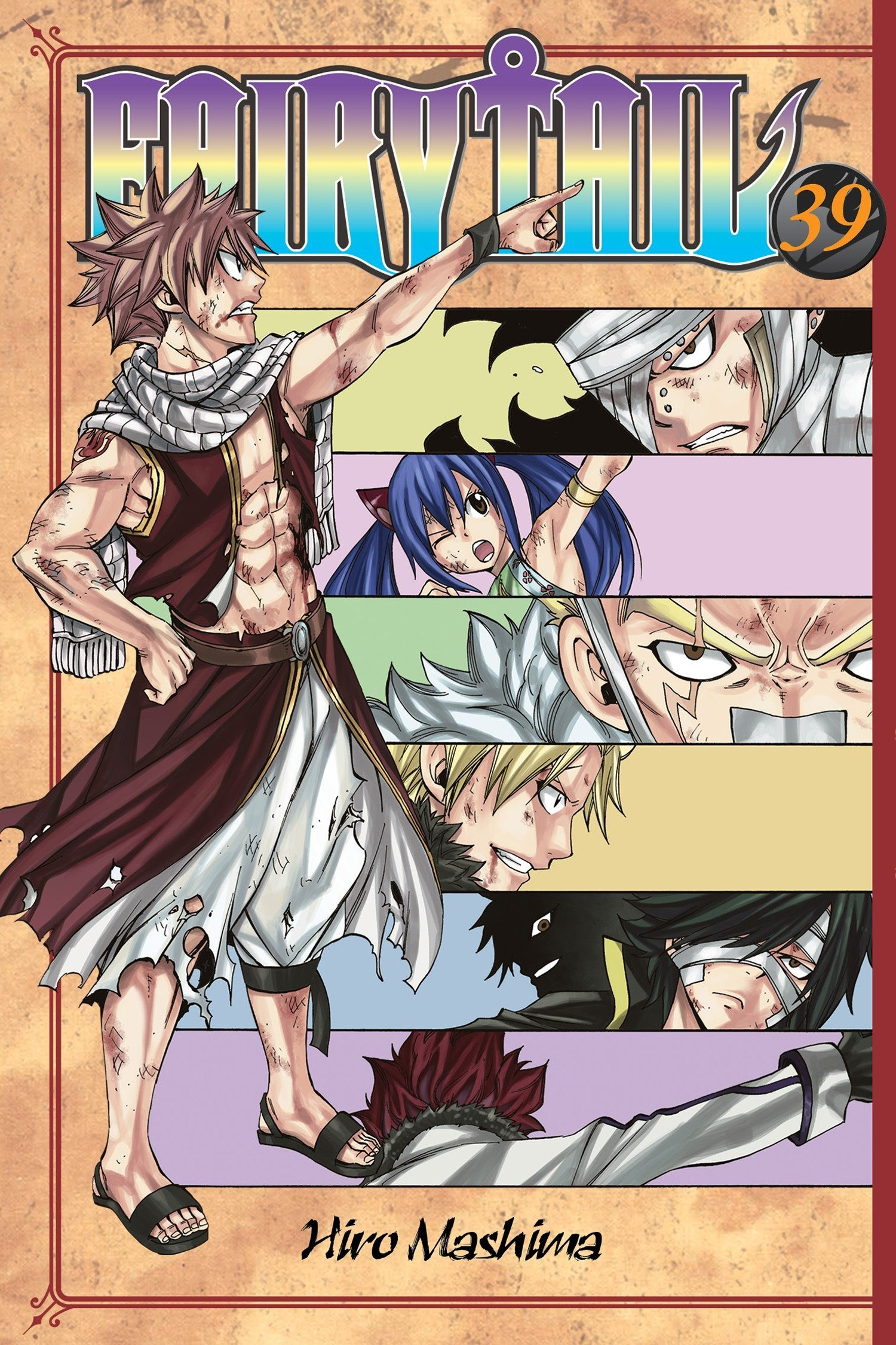 Download Fairy Tail 39 PDF