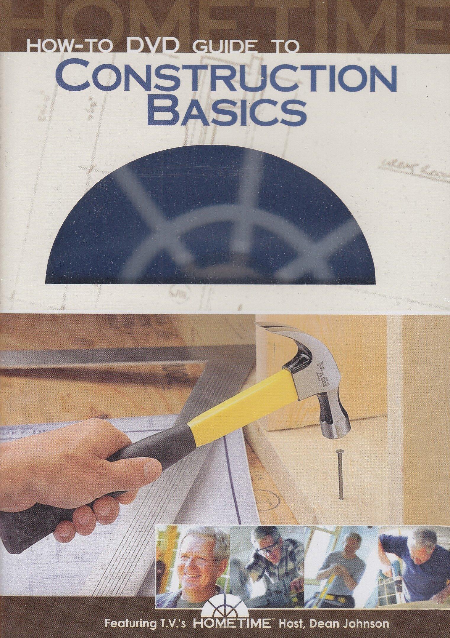 Hometime: Construction Basics by Hometime