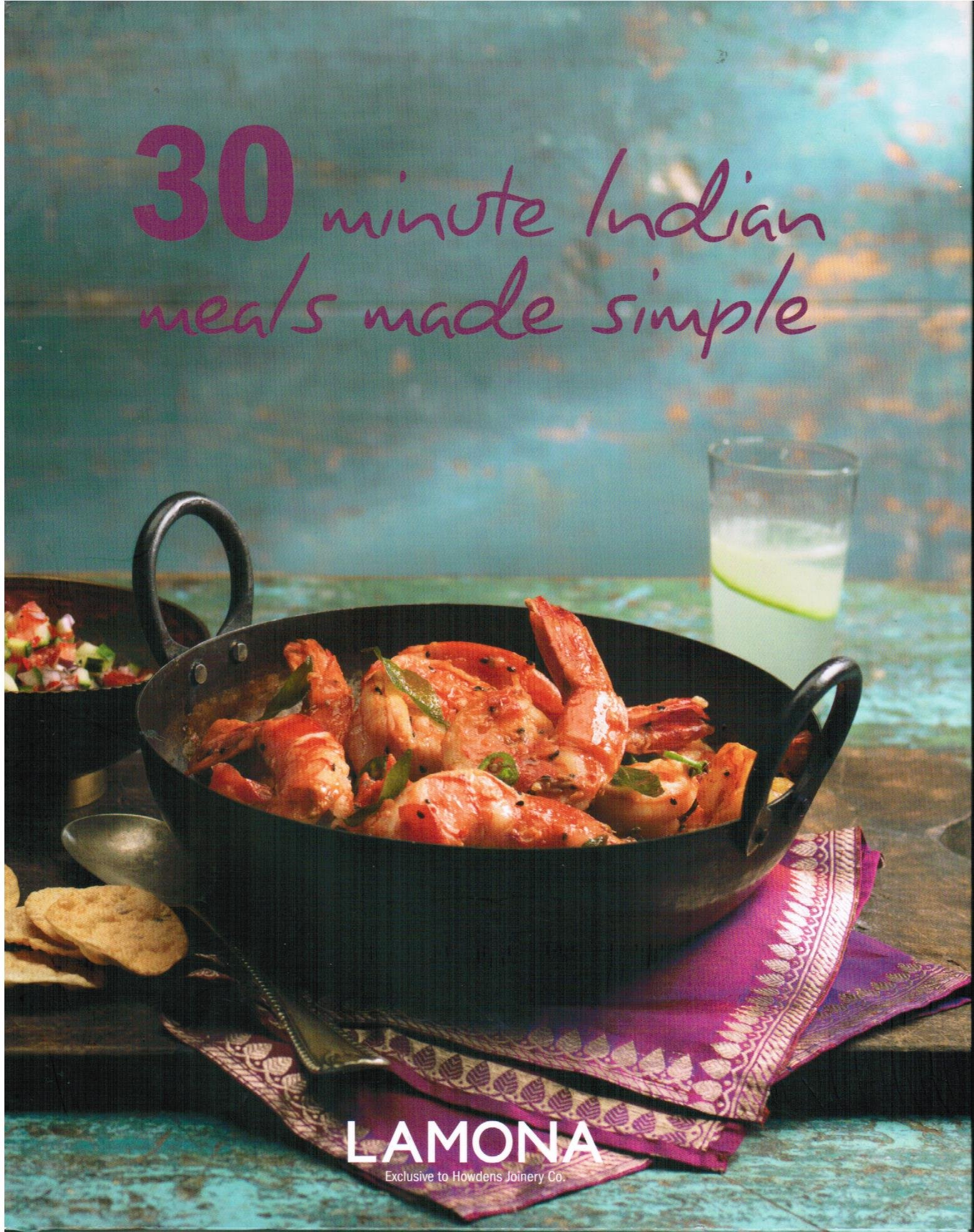 Minute Indian Meals Made Simple Amazoncouk Sunil Vijayakar - Howdens cuisine