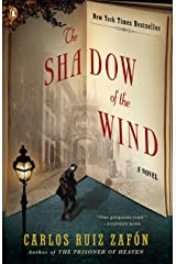 The Shadow of the Wind (The Cemetery of Forgotten Book 1) Kindle Edition