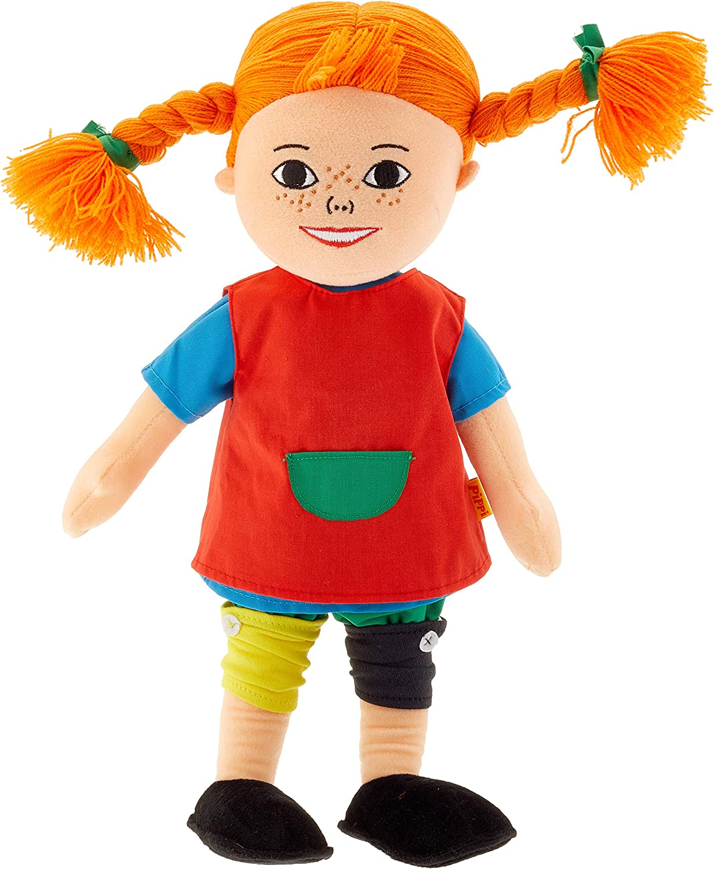 Amazon.es: Pippi Langstrumpf 44.3714.00 - Peluche de Pippi ...