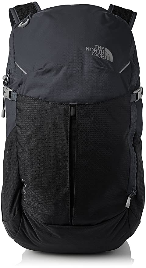 The North Face Mochila, Unisex Adulto, Litus 22-Rc Asphltgr/Tnfblk,