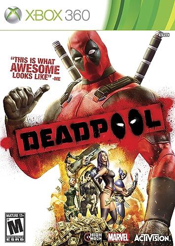 Activision Deadpool Juego Xbox 360 Accion M Maduro