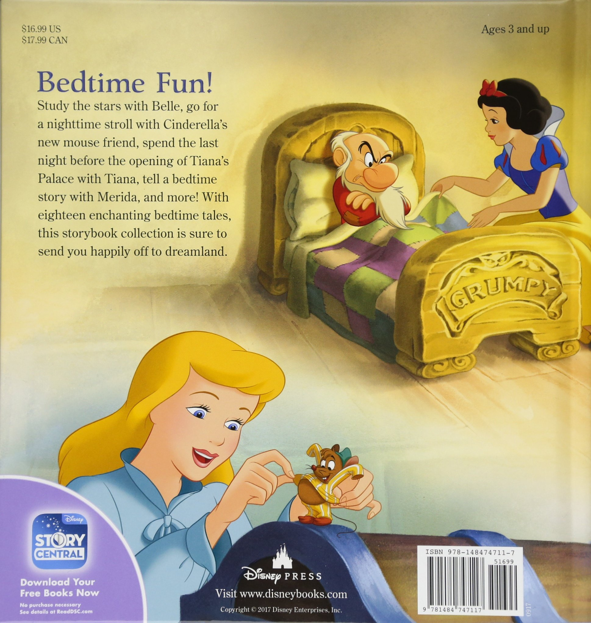 2nd Edition Princess Bedtime Stories