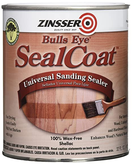 Image result for seal coat shellac