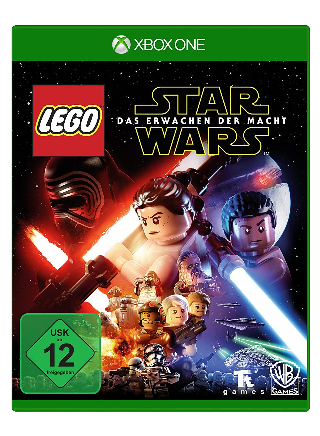 Lego Star Wars Xbox One amazon