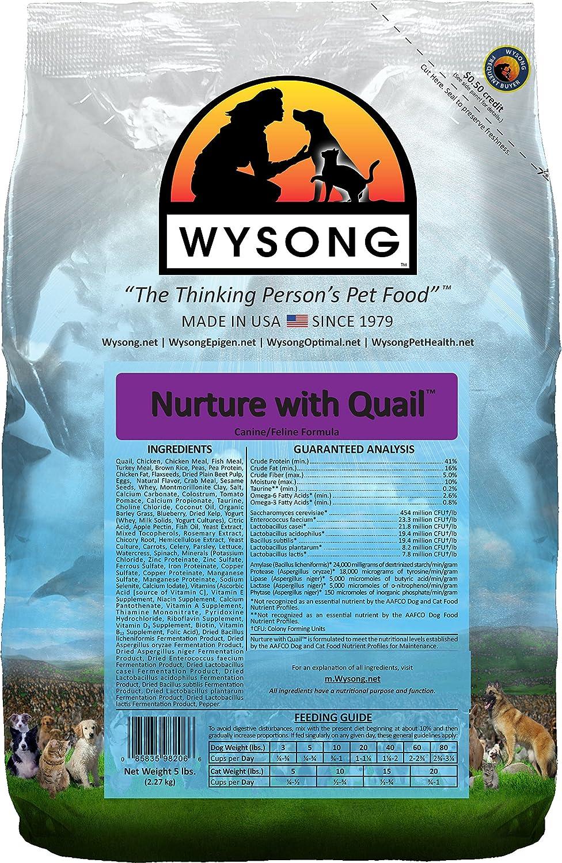 Wysong Nurture With Quail Canine/Feline Formula Dog/Cat Food