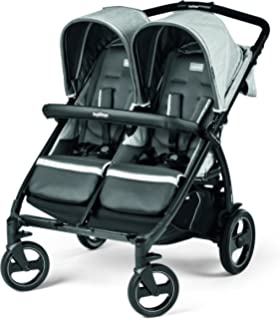 Amazon.com : Peg-Perego Aria Twin Stroller, Java (Discontinued by ...