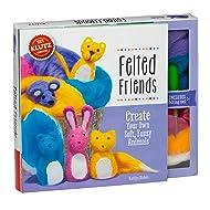 Klutz Felted Friends: Create Your Own Soft, Fuzzy Animals Craft Kit