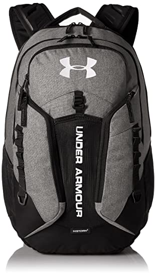 Under Armour UA Contender Backpack Mochila, Unisex Adulto, Gris (Graphite/Black/White 040), Talla única: UNDER ARMOUR: Amazon.es: Deportes y aire libre