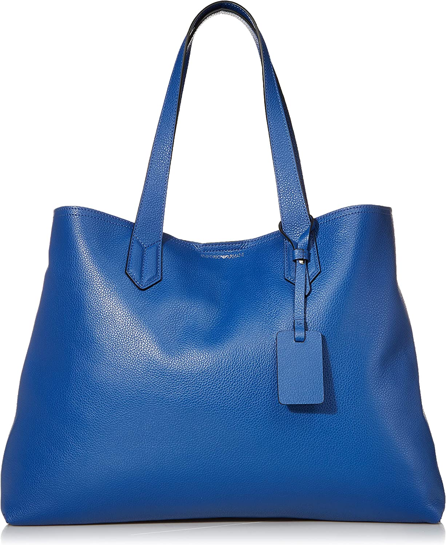 Emporio Armani Designer Tall Shoulder Tote Bag